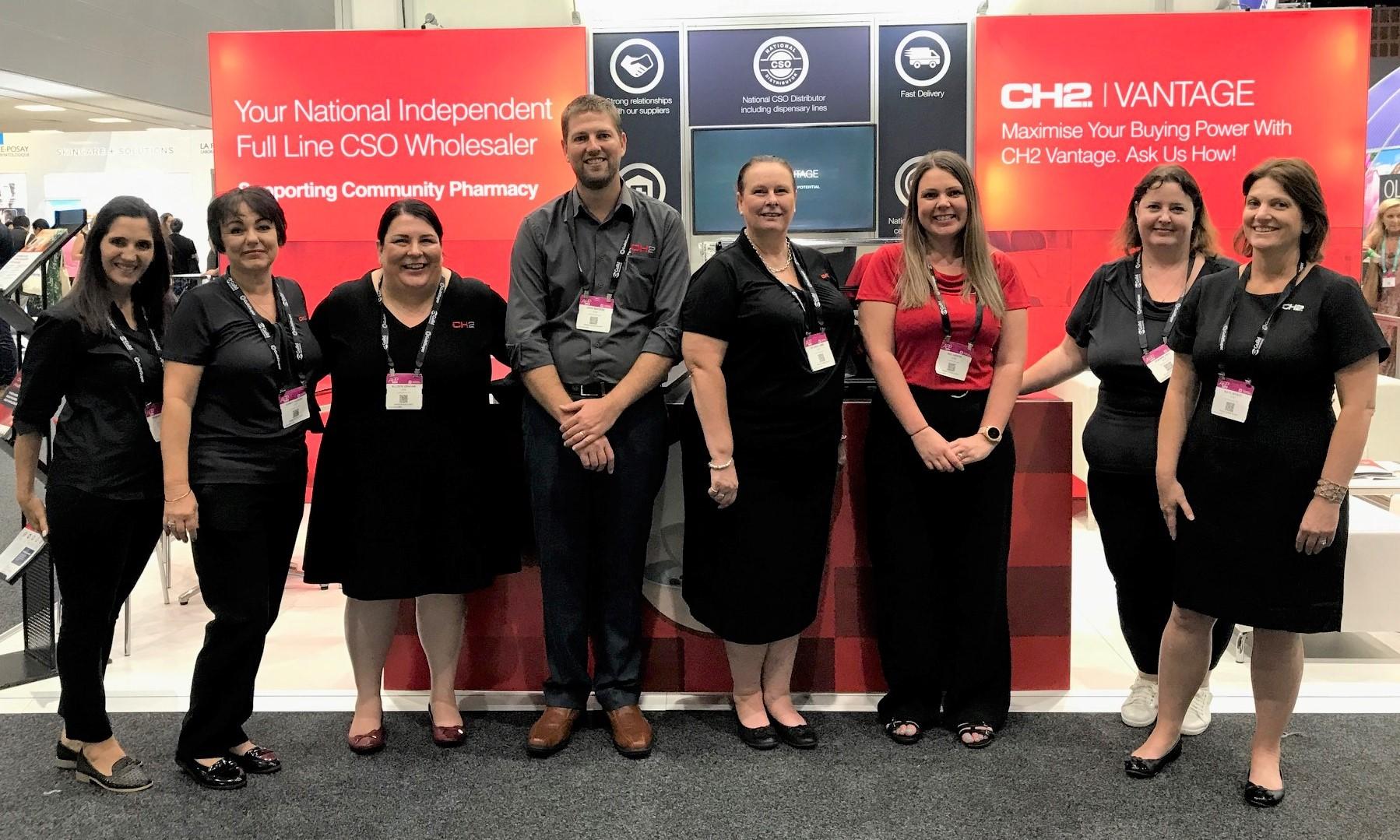 CH2 Stand & Staff - APP 2019