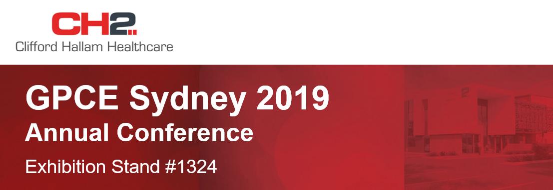 GPCE Sydney 2019 - Stand #1324