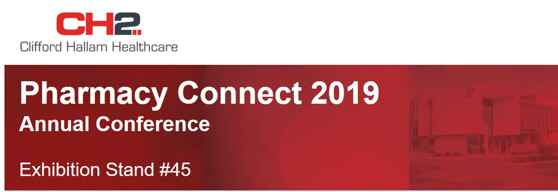 Pharmacy Connect 2019 - Exhibition Stand #45