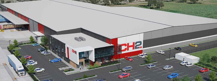 New Keysborough Warehouse