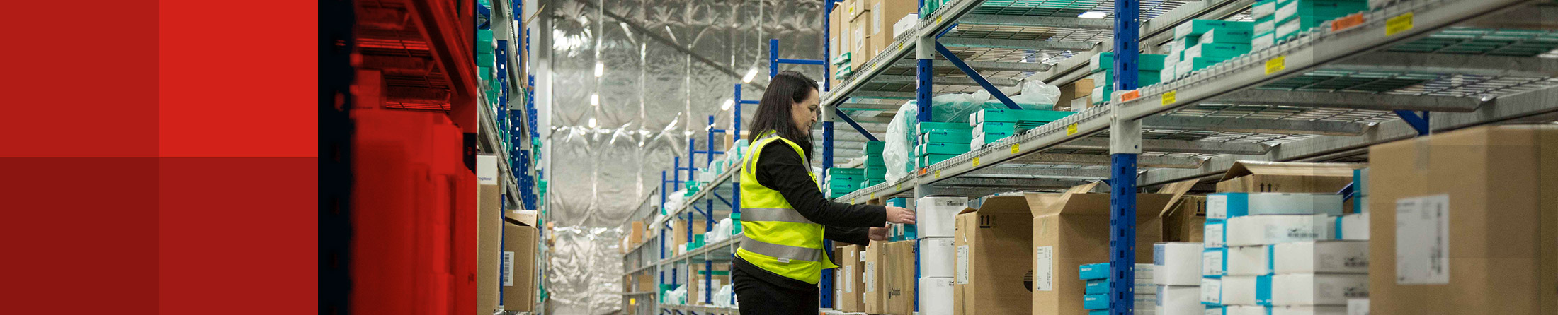 Vendor Managed Inventory at CH2