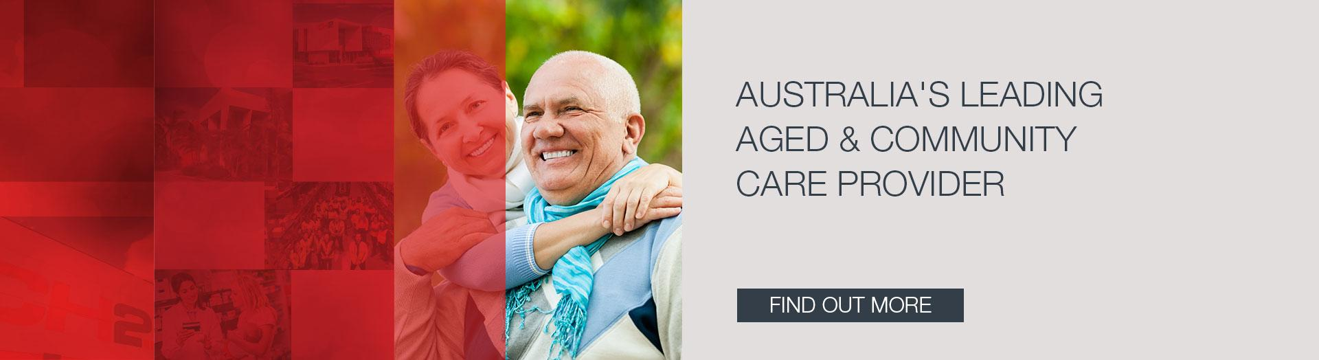 Australia's Leading Aged and Community Care Provider