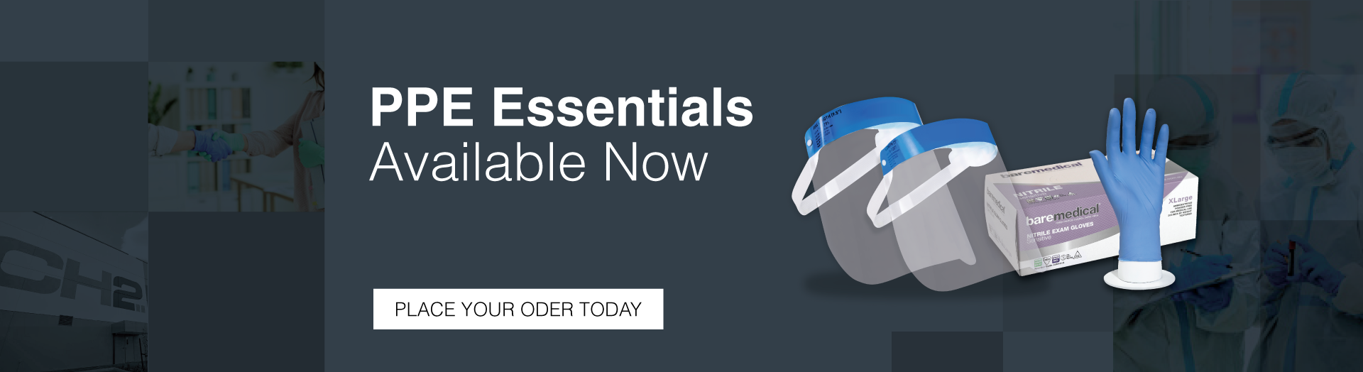 PPE Essentials Available Now